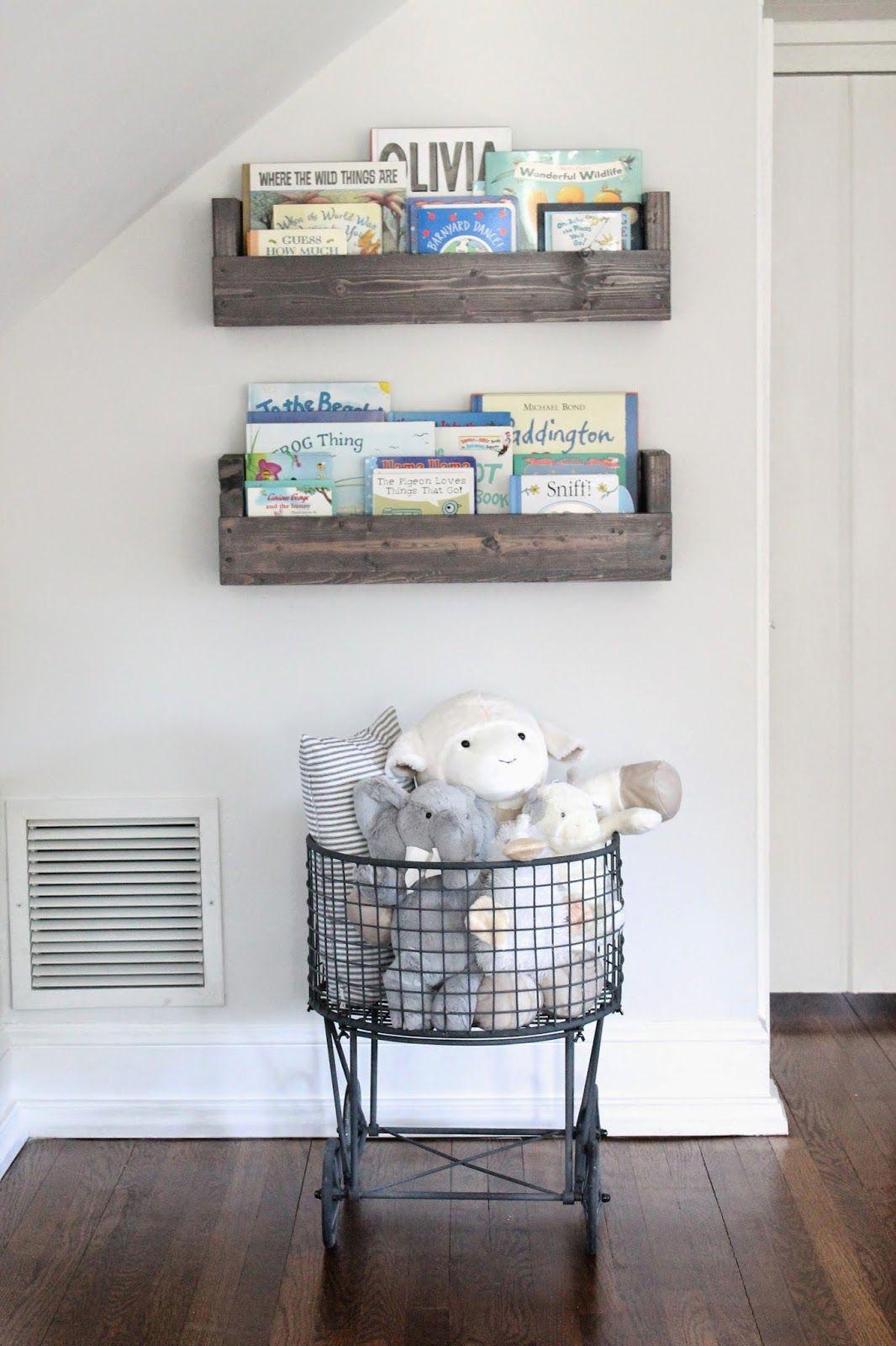 diy nursery bookshelves | kiddos & cute things | pinterest | nursery