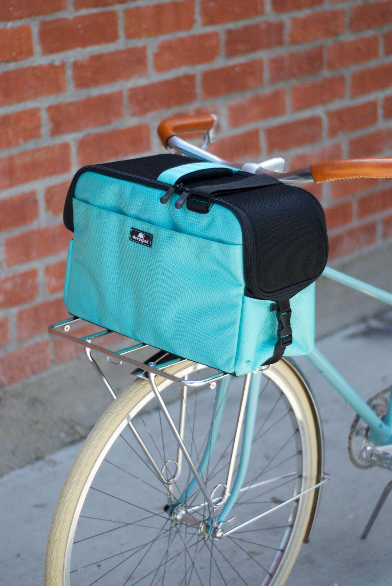 Sleepypod Sleepypod® Pet carriers, Biking with dog