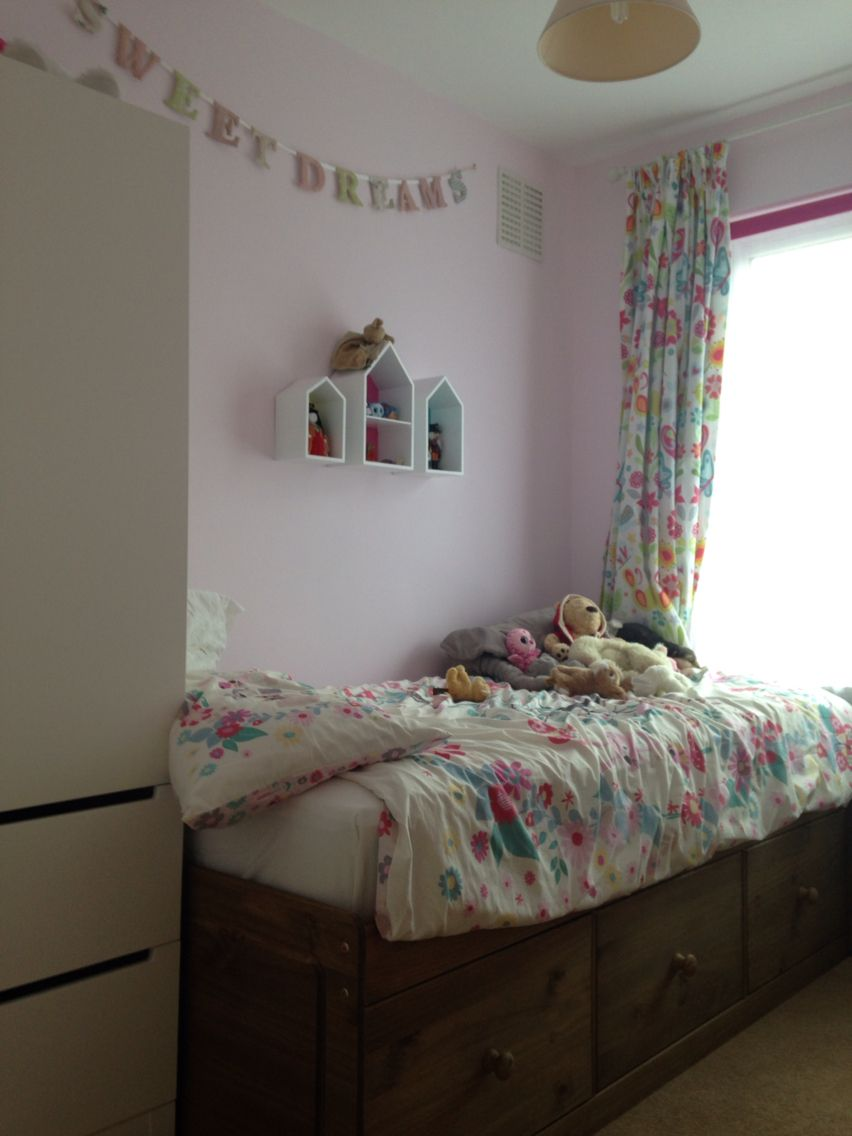 Dulux Zestaw Bedroom In A Box: Finished! Dulux Spring