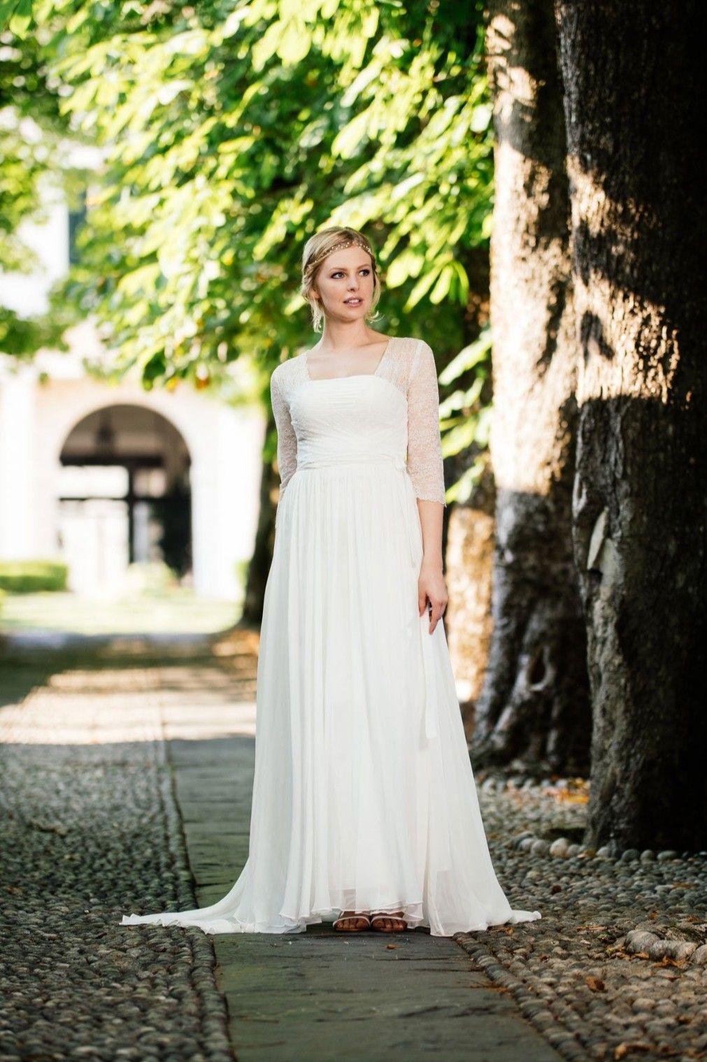 Pin von Stefanie B auf Kleider  Hochzeitskleid 14er, Kleider