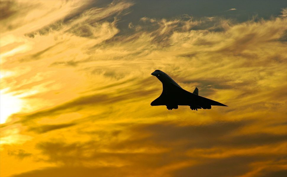 Concorde HD Wallpaper | Wallpapers | Concorde, Aircraft, Airplane