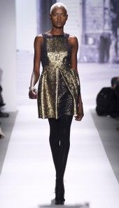 Damask Jacquard Sleeveless Dress