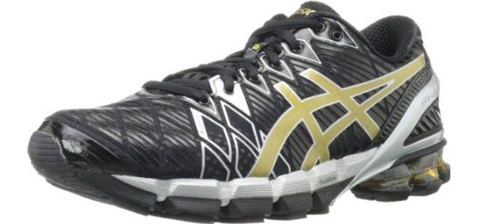 Asics Men S Gel Kinsei 5 Running Shoe For Underpronation This Is A
