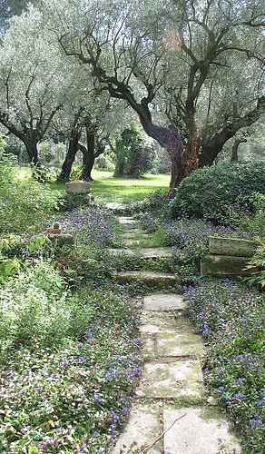 Garden Of Vallon Raget à Saint Etienne Du Grès Designed By Nicole Martin