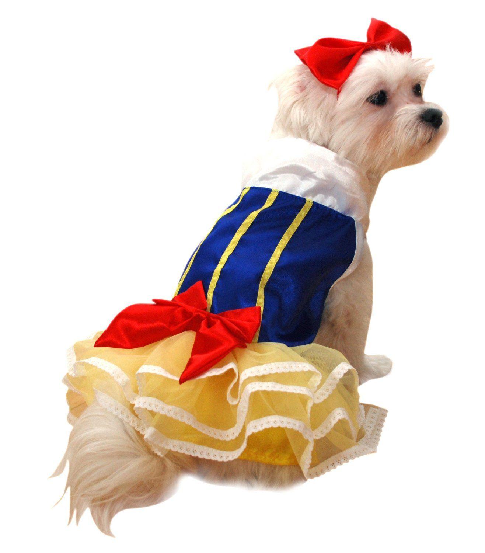 Storybook Princess Pet Costume 19.57