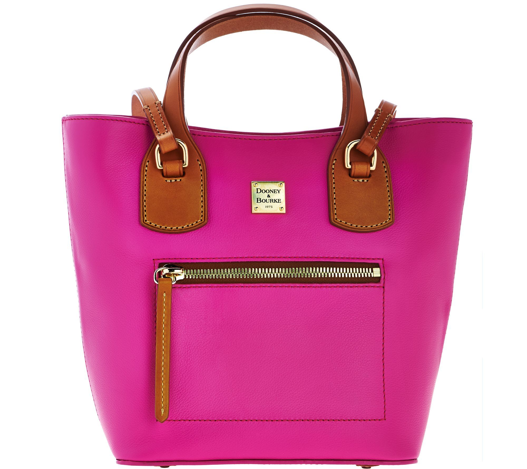 Dooney Bourke Raleigh Small Jenny Bag Page 1 Qvc
