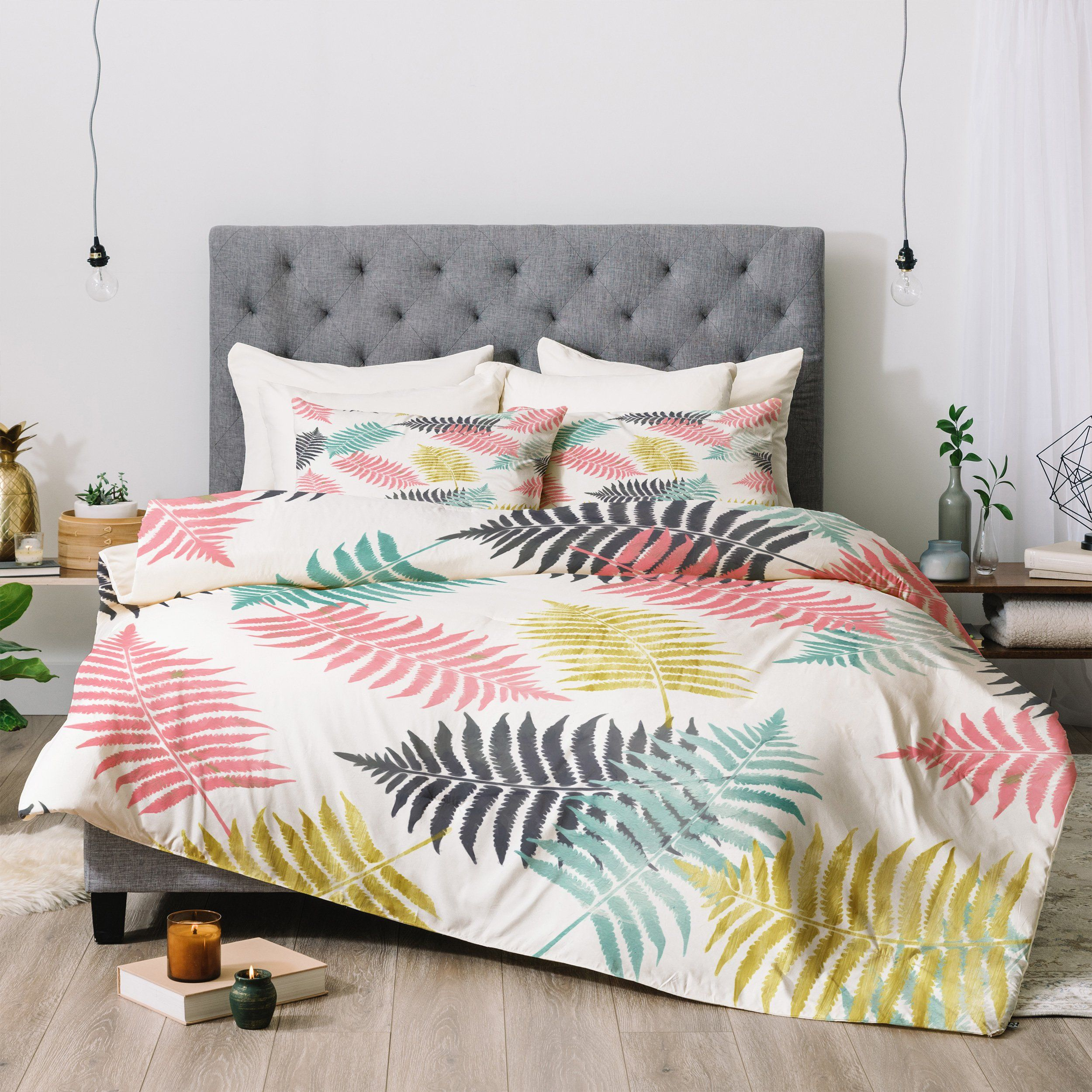 Elegant Home Decor Elegant Home Multicolor Pink White Green Blue Fun Elephants Design Striped Printed Reversible Cozy Colorful 4 Piece Full Size Quilt Bedspread Set with Decorative Pillow for Kids Girls Full