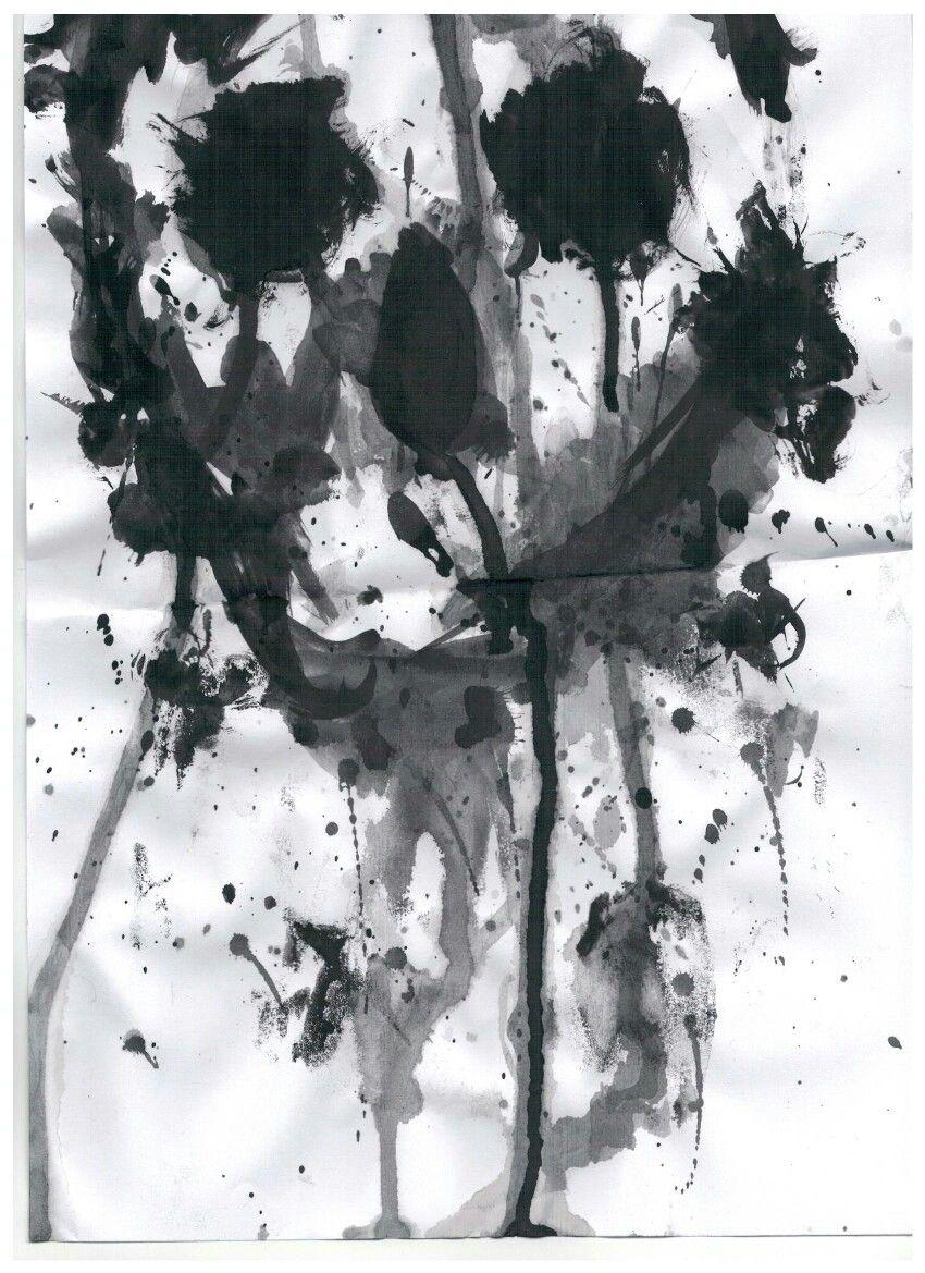 #skull #art #bw #abstract #mywork