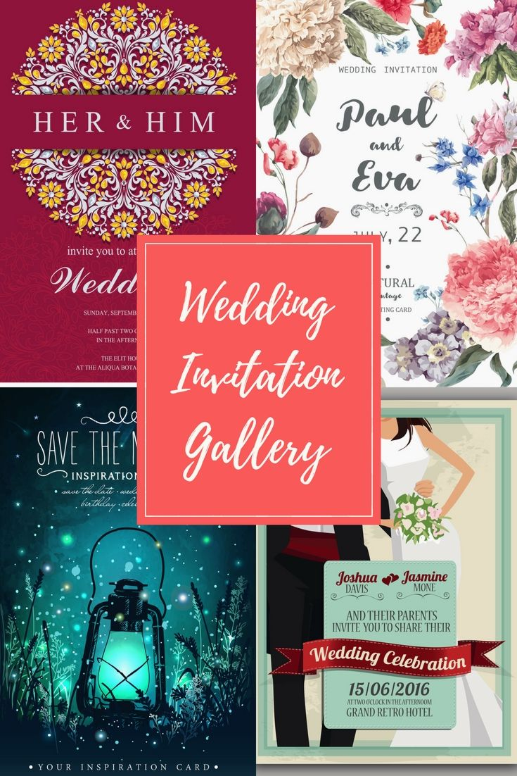 Absolutely Free Wedding Invitation Cards Illustrations - Get Started ...