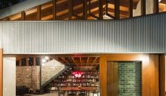 Great doors and love the corrugated colorbond