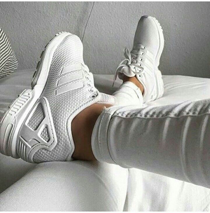 adidas zx flusso bianco ogni giorno fashown pinterest adidas zx