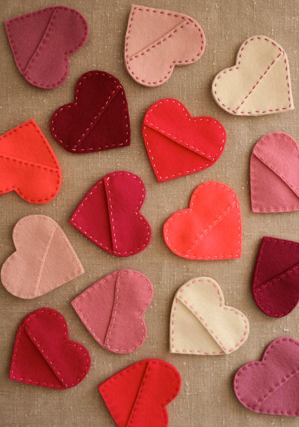 10 Waldorf Inspired Kids Valentine Crafts! | The City School Waldorf Initiative in Los Angeles