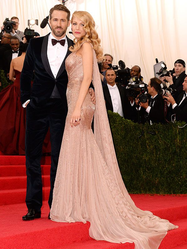 Met Gala 2014: The Night's Hottest Couples (We're Looking at You, Blake and Ryan!) | People.com