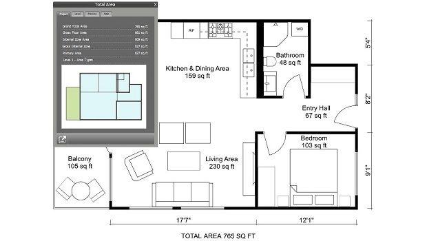 Powerful Floor Plan Area Calculator Floor Plans How To Plan Office Design Trends