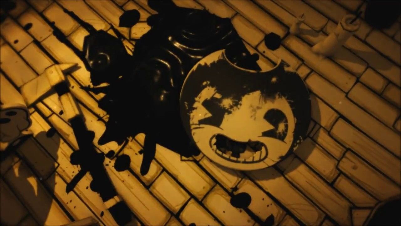 Bendy And The Ink Machine Chapter Two Ending Credits With