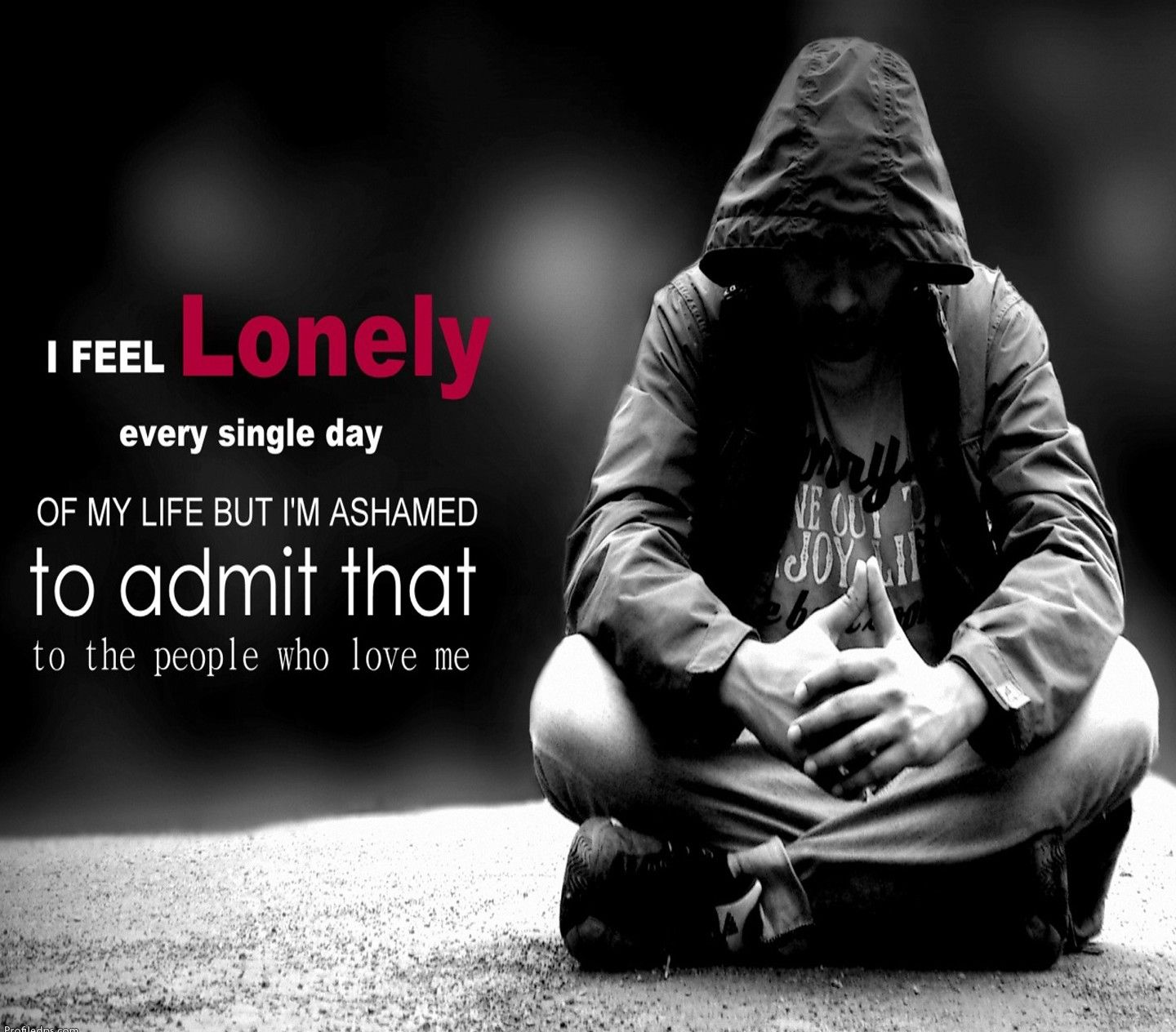 Sad Boy Alone Quotes: Looking For Sad Alone Profile Pictures For Facebook For