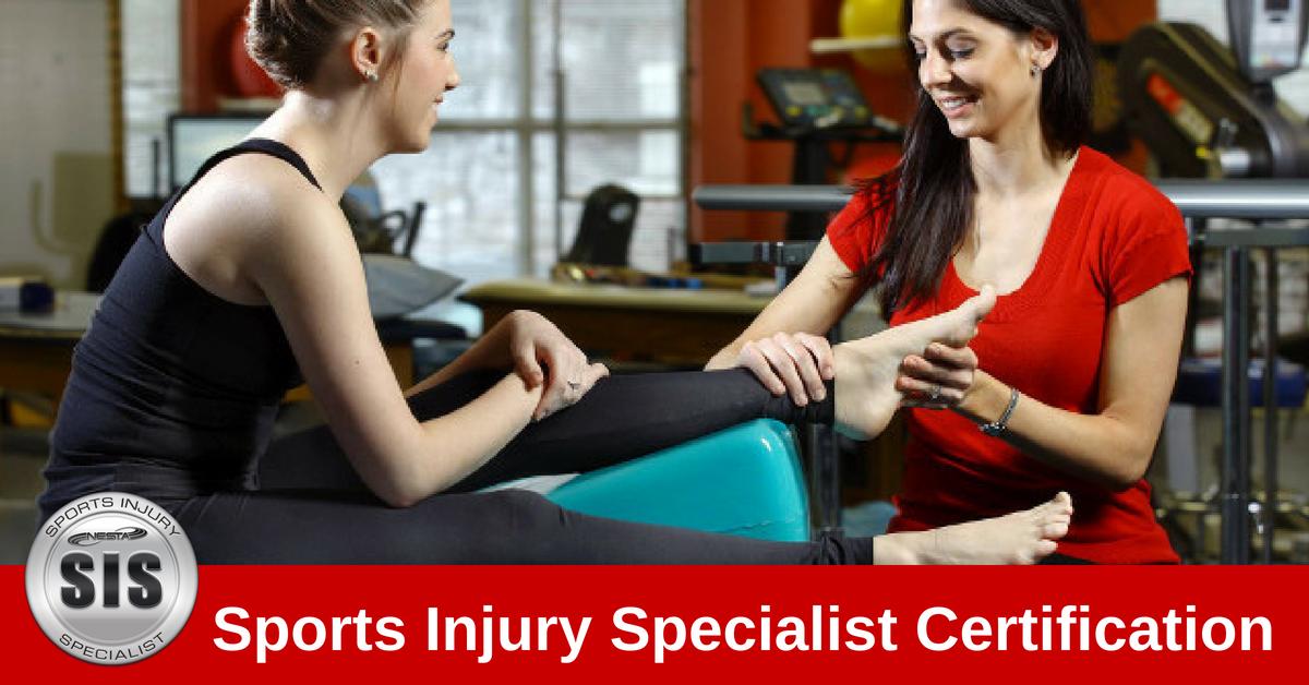 Sport Injury Specialist Course Sports injury, Sports