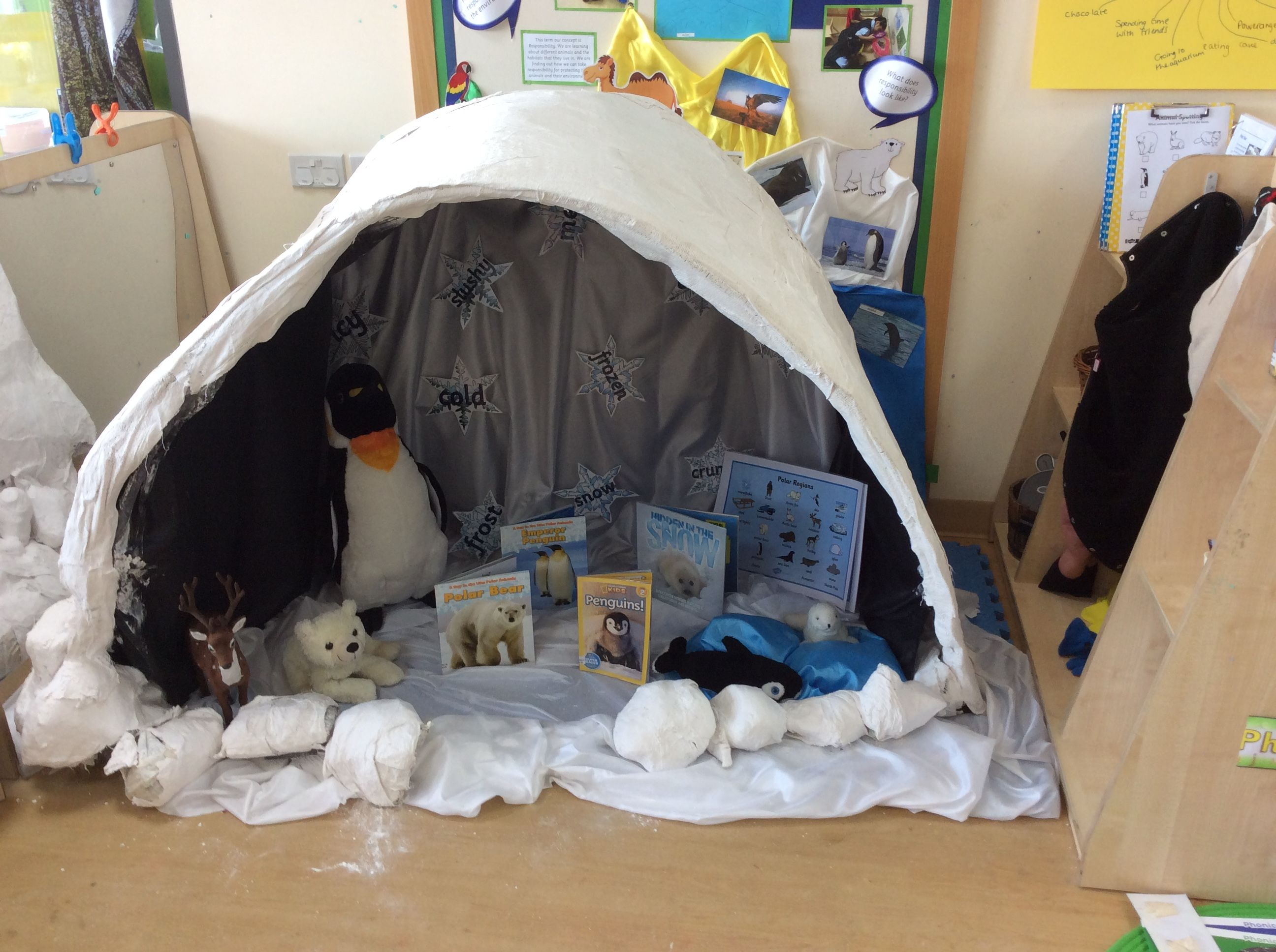 Arctic Polar Regions Role Play And Topic Area Animal