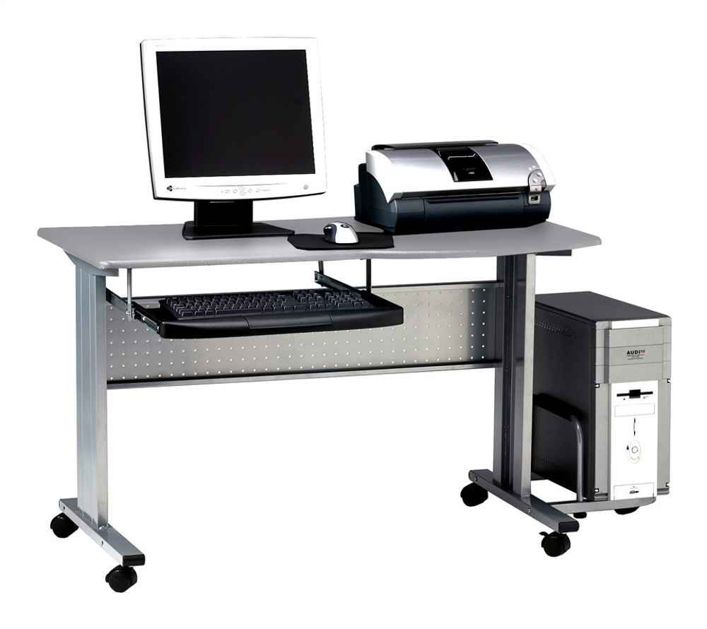 Office U0026 Workspace,Modern White Roller Table Also Modern Printer And  Beautiful Cpu With Modern