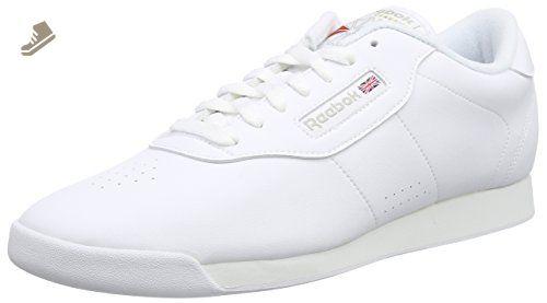 Reebok Princess, Zapatillas para Mujer, Blanco (White 0), 38.5 EU