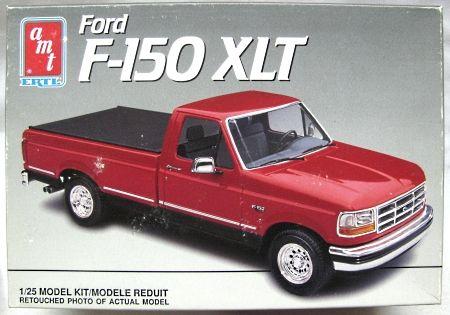 1992 Ford F 150 Plastic Model Cars Model Kit Ford F150