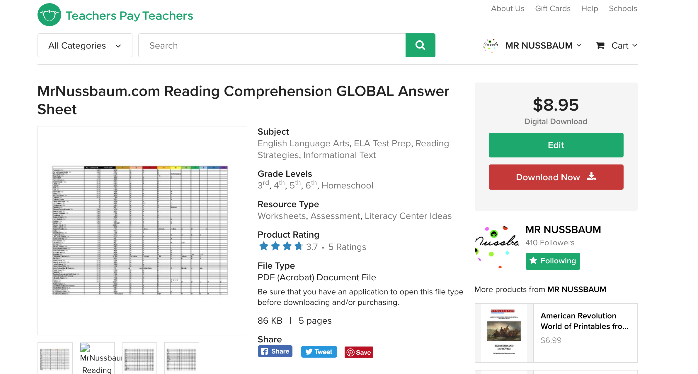 The Global Answer Sheet For All Mrnussbaum Printable Comprehension Activities Reading Comprehension Comprehension Comprehension Activities [ 1278 x 2382 Pixel ]