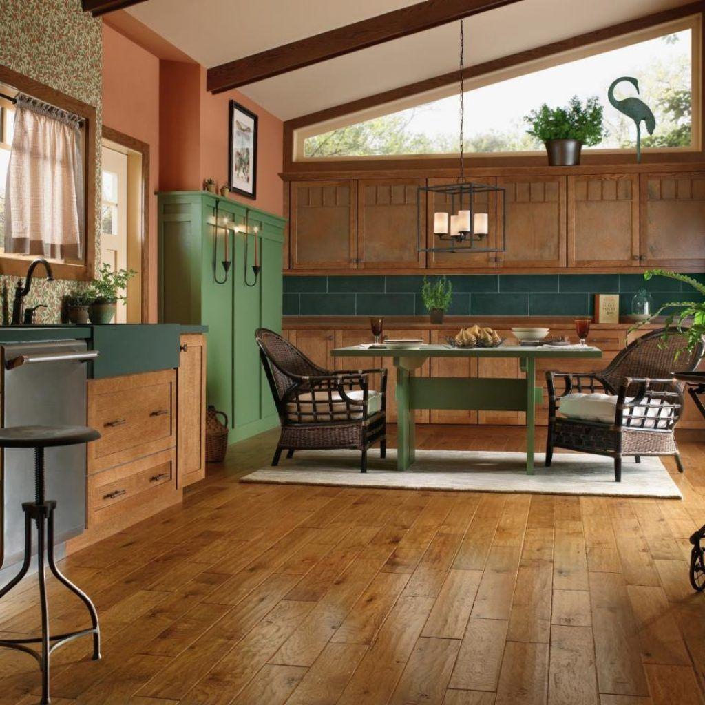 Best Type Of Wood Flooring For Kitchen Hardwood floors