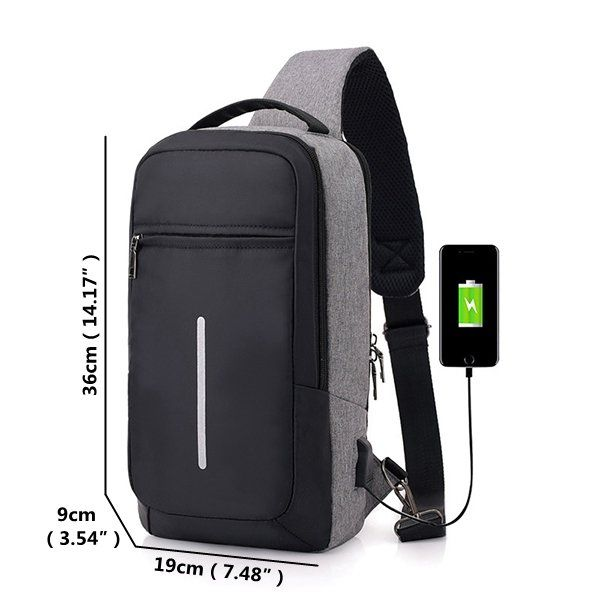 Large Capacity Multi functional USB Charging Port Business