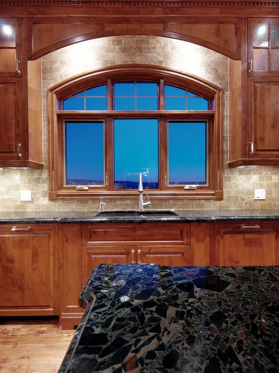 Exotic Marble Counters And Island Emperador Light Marble