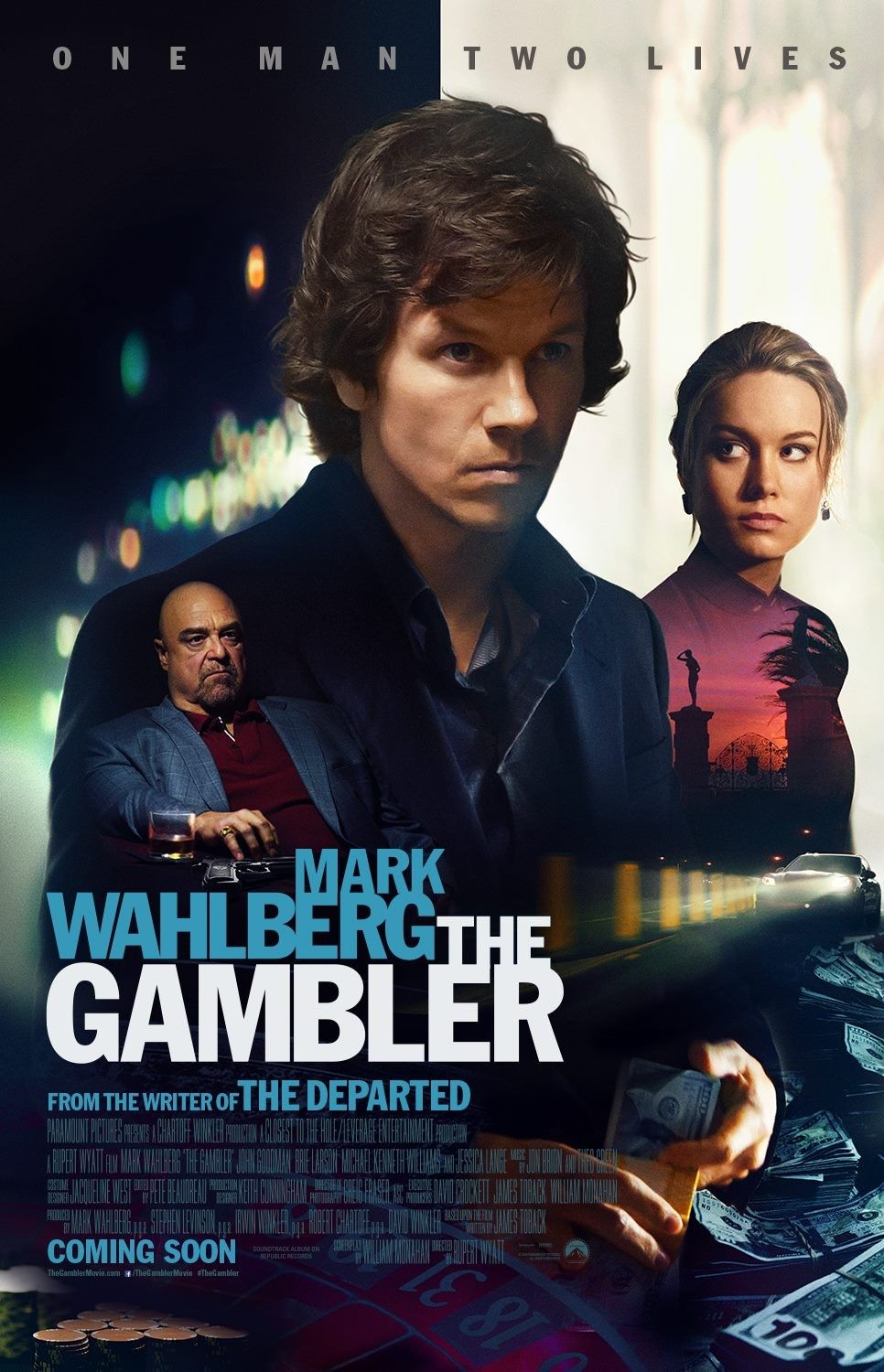 The Gambler 2014 Movie Posters In 2019 Movie Posters