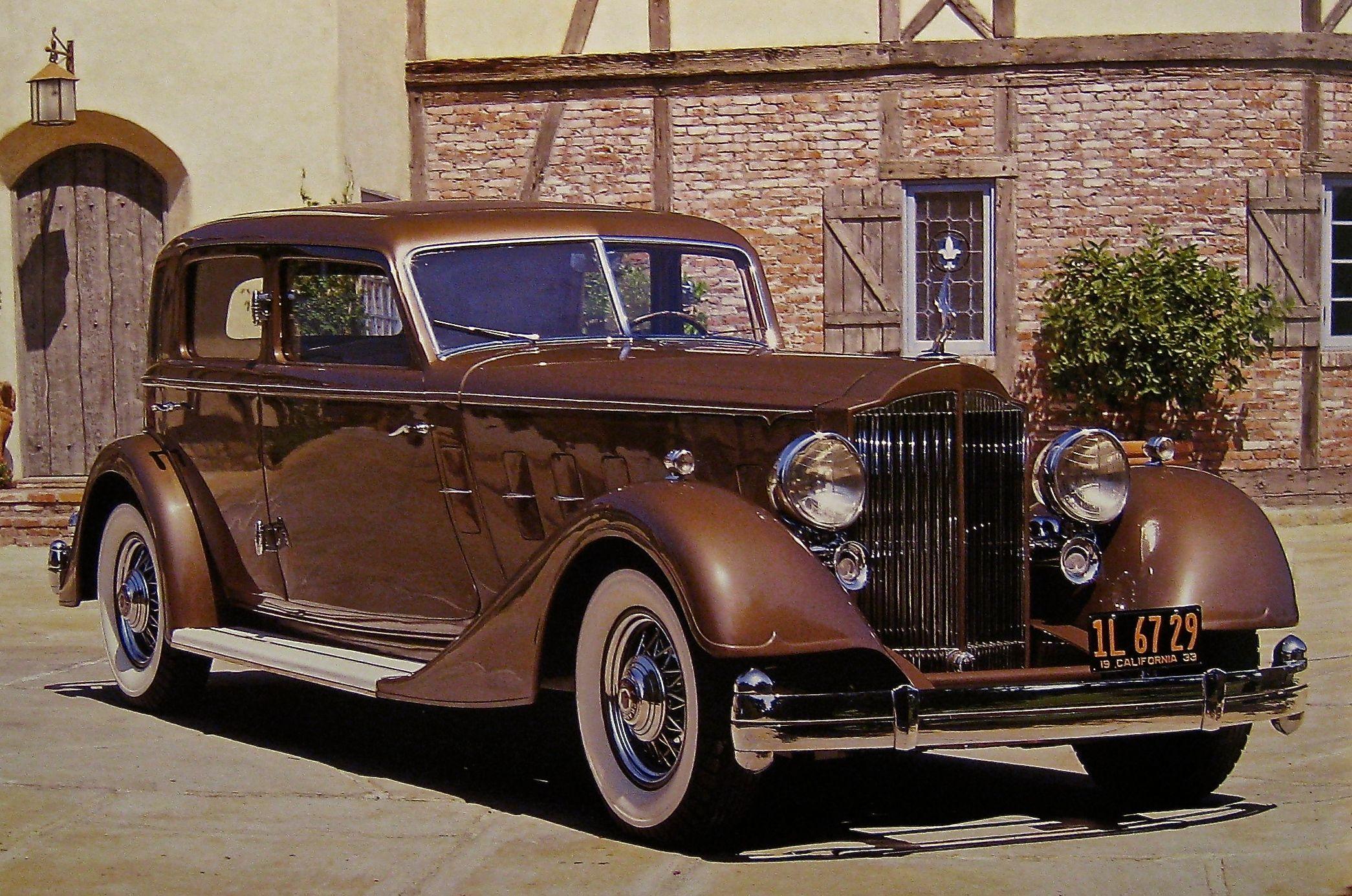 1933 Packard \