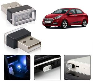 Hyundai Xcent New Car Usb Led Light Price 100 Led Lights Price Car New Car Accessories