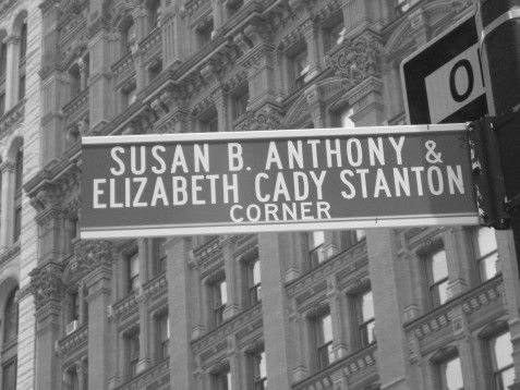 Stanton Street Signs New York City