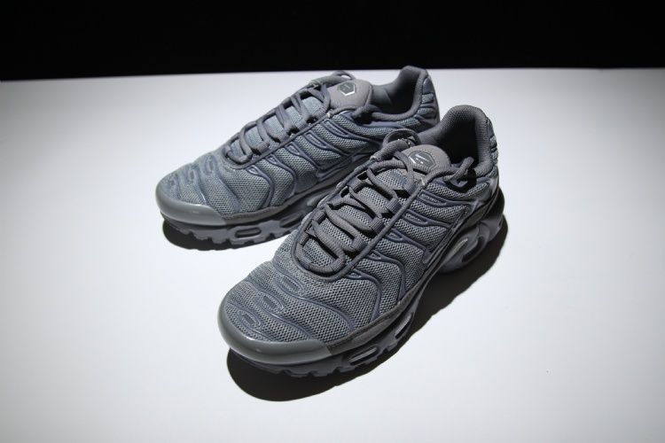 AIR MAX PLUS TXT TUNED COOL GREY SILVER 647315 098 | NIKE