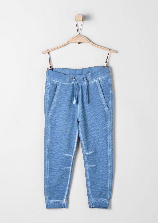 Sweathose im Washed-out-Look kaufen   s.Oliver Shop