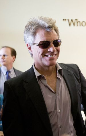 Jon Bon Jovi opens housing development. The 55-unit JBJ Soul Homes in Philadelphia will be occupied by low-income tenants and the formerly homeless. #bonjovi