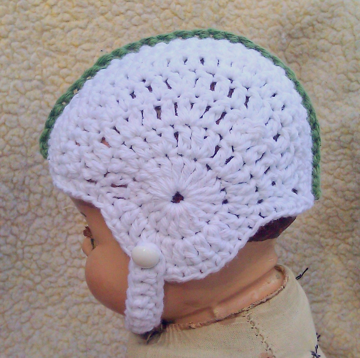 Breezybot Free Pattern Baby Crochet Football Helmet Crochet