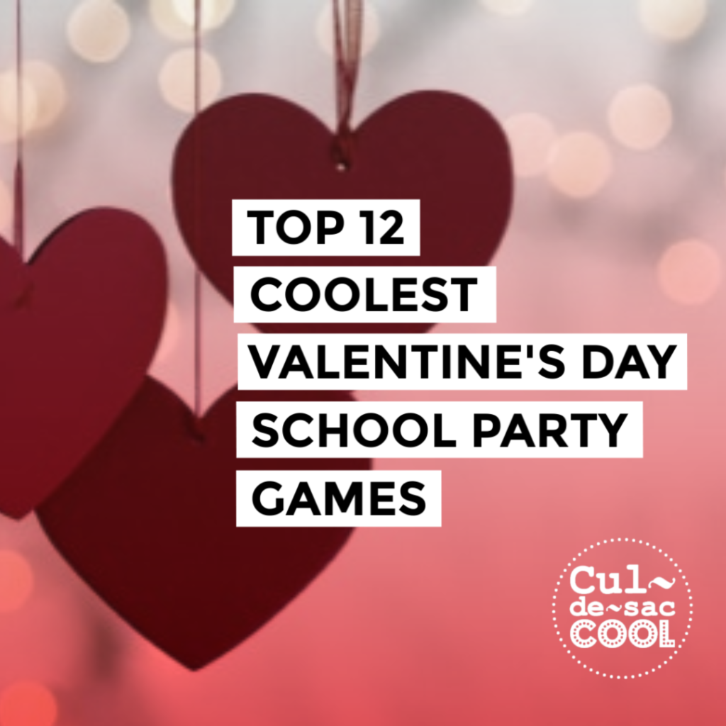 Top 12 Coolest Valentine S Day School Party Games School Party Games Valentine School Party Valentine School Party Games