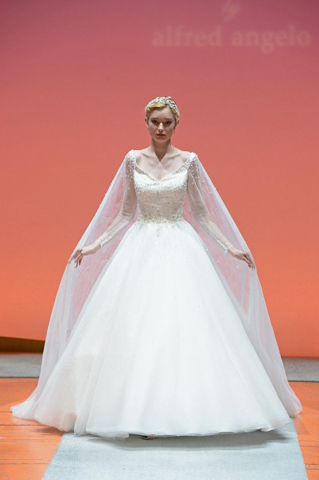 Alfred Angelo\'s Disney Princess Wedding Gowns Are A Dream Come True ...