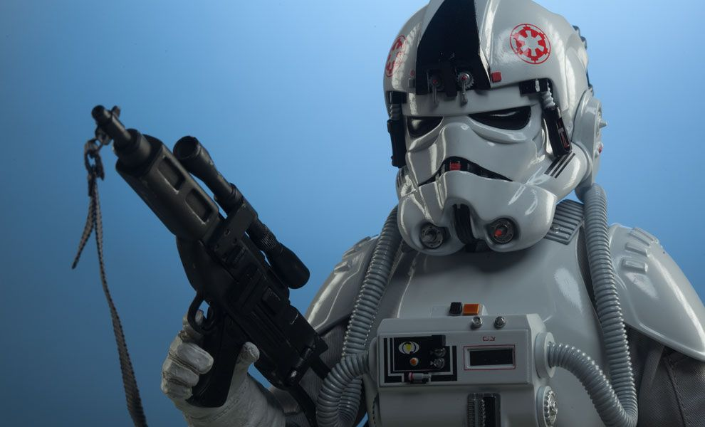 """SALE 24/"""" First Order Triple Fabric Banner Flag for Stormtroopers Action Figures"""