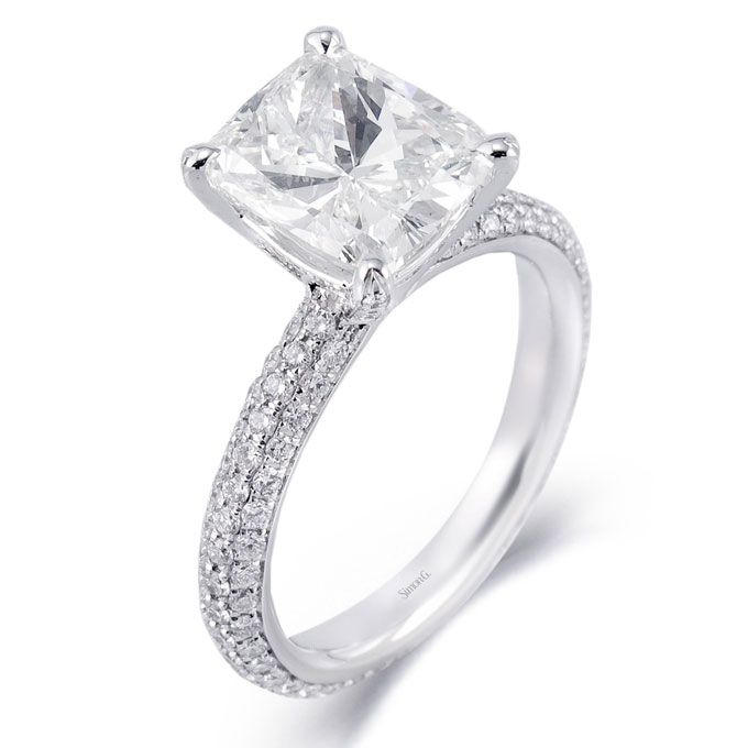 Blake Lively S Engagement Ring Get The Look
