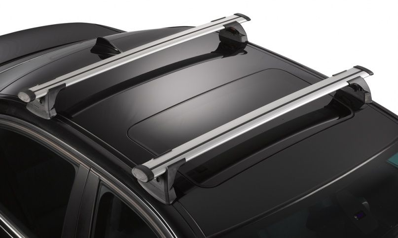 With The Standard Rectangle Bar The X Bar Will Accept Most Accessories To Customise Your Roof Rack System And Has Bee Roof Rack Racking System Car Accessories