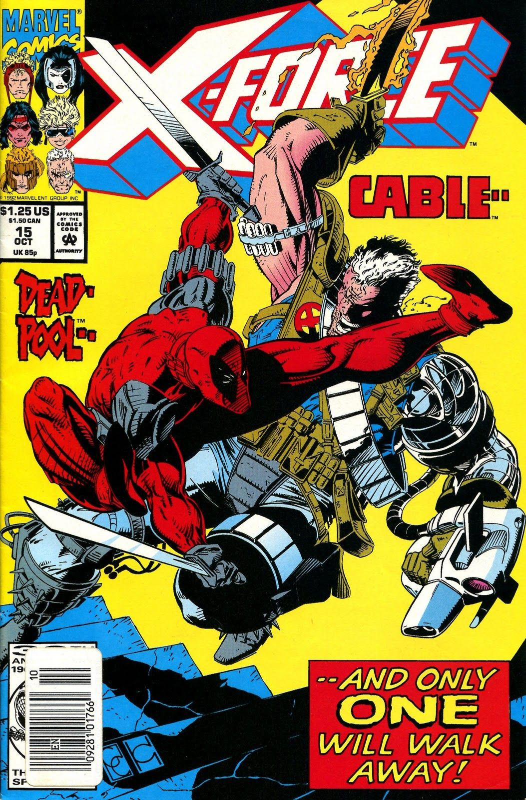 Sabretooth, Cable Choose Wolverine #42 Marvel Newsstand or Direct Edition