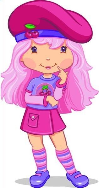 I Just Love Her I Like Her Pink Hair It Is Really Cute Strawberry Shortcake Cartoon Strawberry Shortcake Characters Strawberry Shortcake Pictures