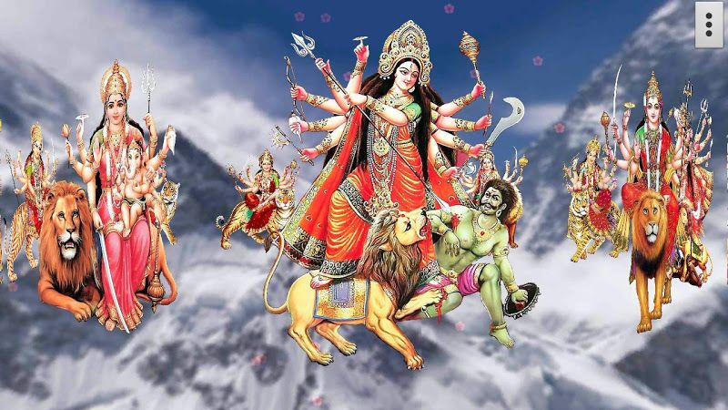 Maa Durga Hd Wallpaper 1080p For Pc Group Pictures 41 Durga Maa Maa Durga Hd Wallpaper Durga Hd wallpaper durga maa navratri