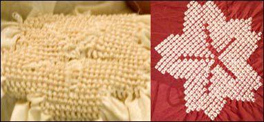 Traditional Japanese Craft, Textile Dye, Shibori Art, Kanoko, Nui, Muira, Kumo, Arashi Shibori, Fibre2fashion