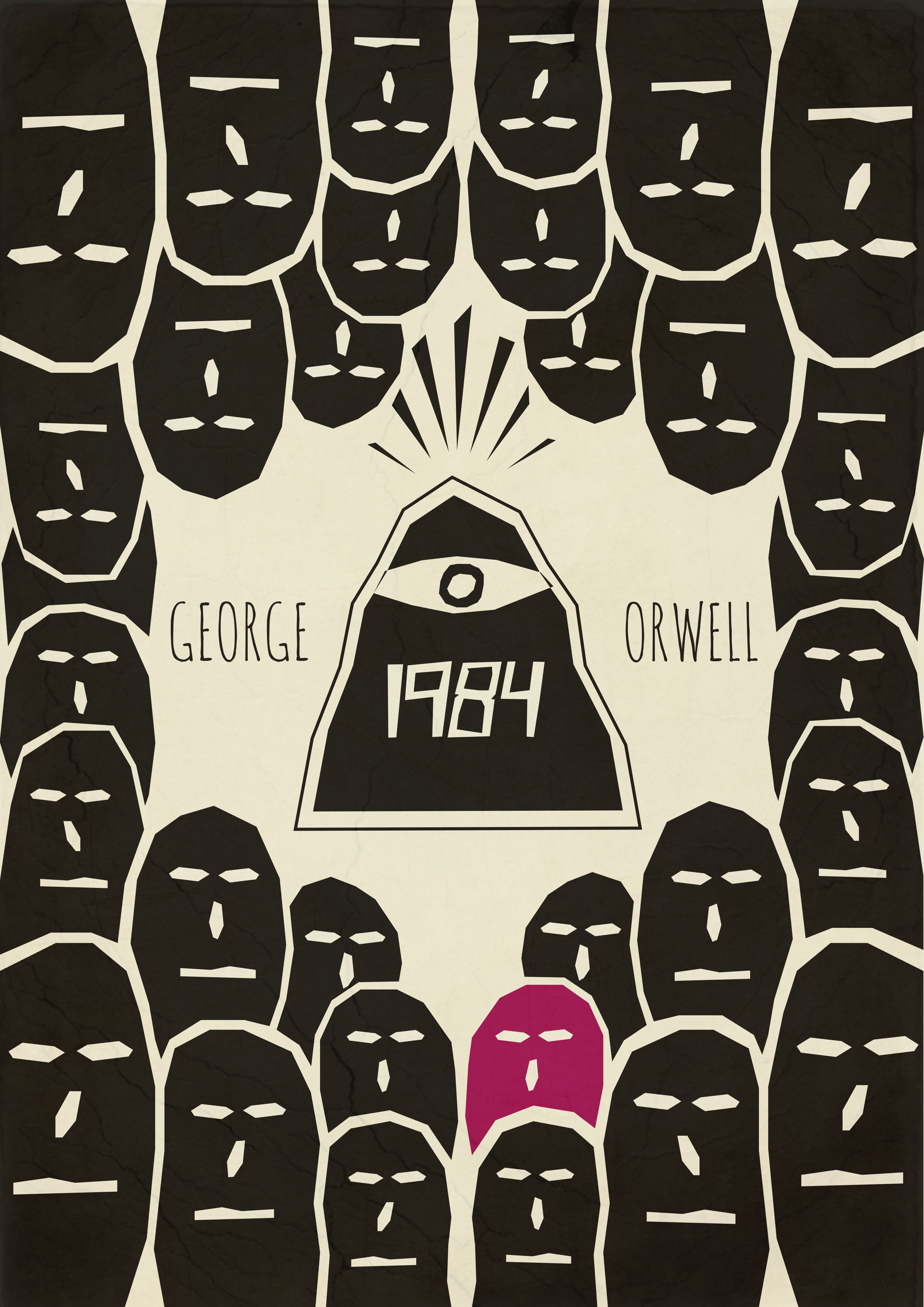 an analysis of the irony concept in the novel 1984 by george orwell In george orwell's dystopian classic 1984, doublethink is the act of holding,  simultaneously, two opposite, individually exclusive ideas or opinions and believi.