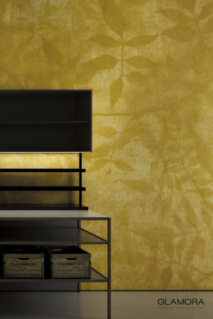 Midas | Natural Wallcovering & Carta da Parati | Gold collection by ...