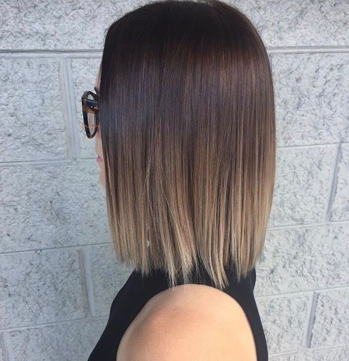 Pin By Jennifer Rynearson Quinnell On Lajki Na Pinterest Short Ombre Hair Short Hair Balayage Hair Styles