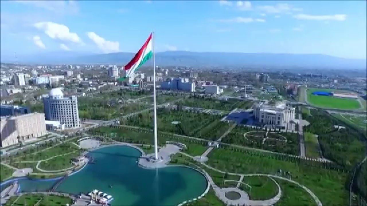 Dushanbe Capital Of Tajikistan Tajikistan Dushanbe Capitals